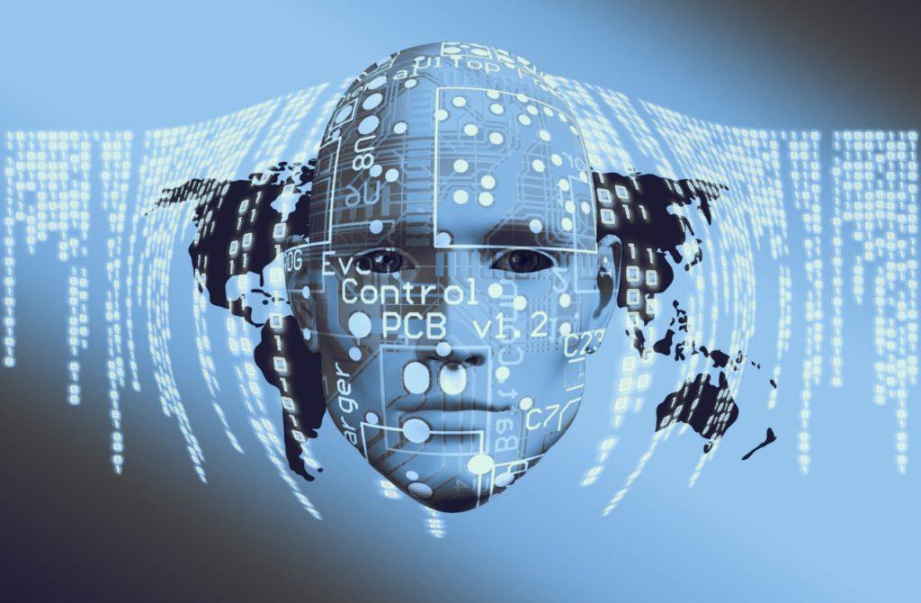 technology, board, face