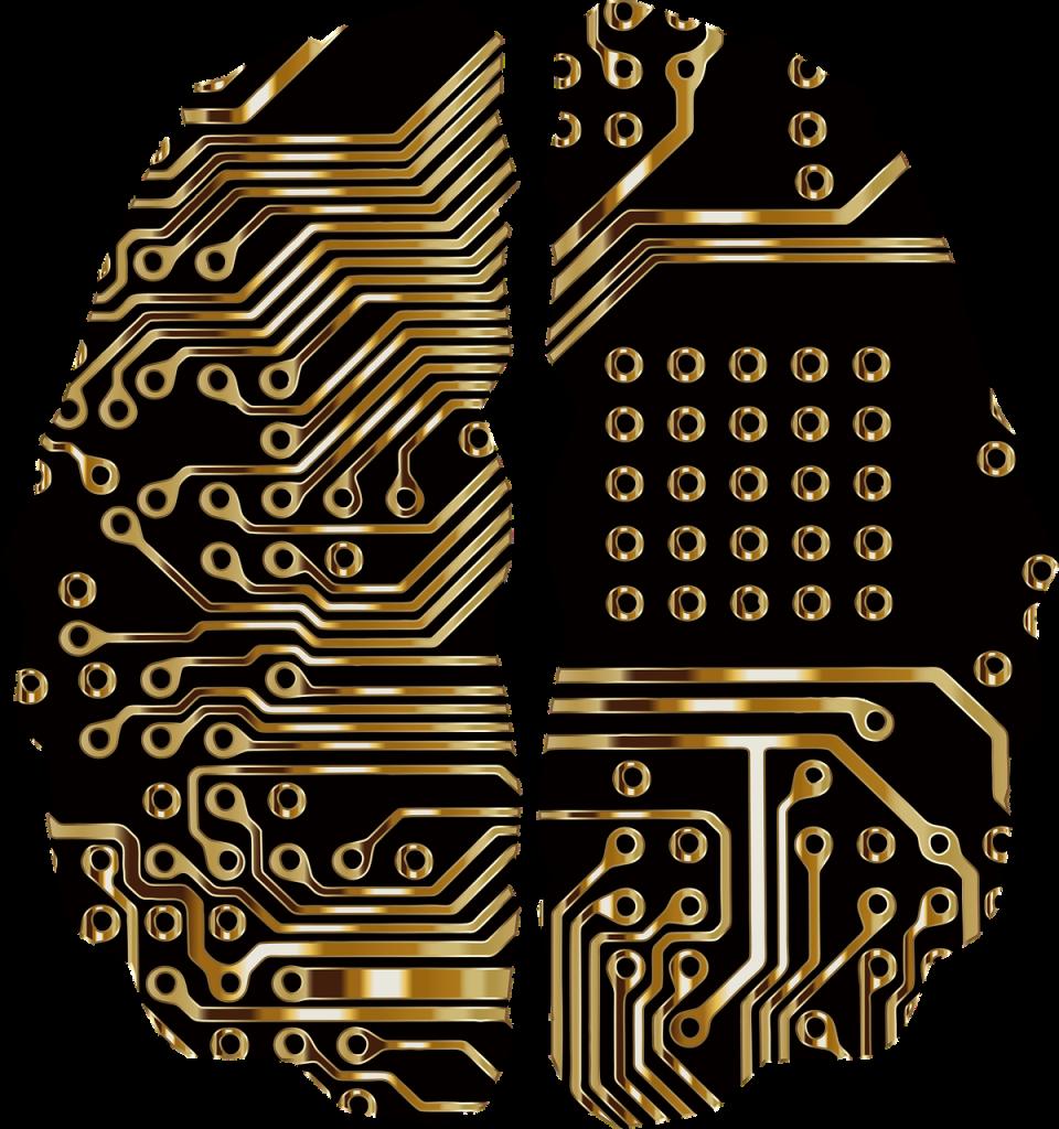 brain, circuit board, pcb